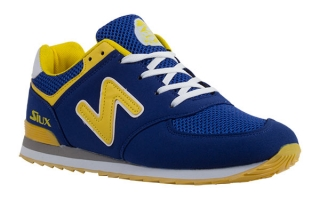 Siux TRAINERS TSUNAMI ROYAL YELLOW