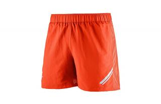 SALOMON SHORTS AGILE ORANGE 392698