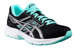 ASICS GEL CONTEND 3 MUJER NEGRO T5F9N 9091