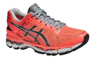 Asics GEL KAYANO 22 WOMAN CORAL T597N 0697