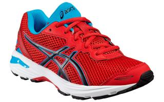 ASICS GT 1000 5 GS JUNIOR ROJO C619N 2390