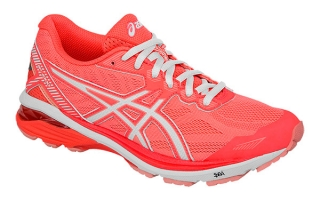 ASICS GT 1000 5 MUJER CORAL BLANCO T6A8N 0601