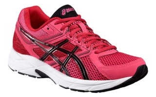 ASICS GEL CONTEND 3 MUJER ROSA NEGRO T5F9N 1990