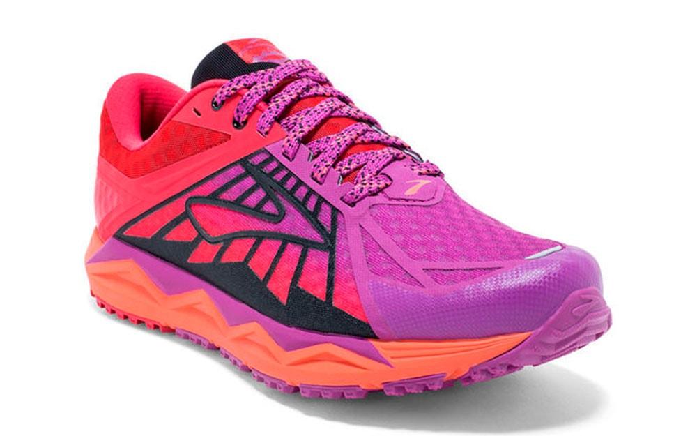 compañero más y más Plisado  Brooks Caldera Mujer   Ofertas Zapatillas Trail Running