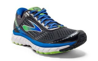 BROOKS GHOST 9 GRIS AZUL 1102331D060