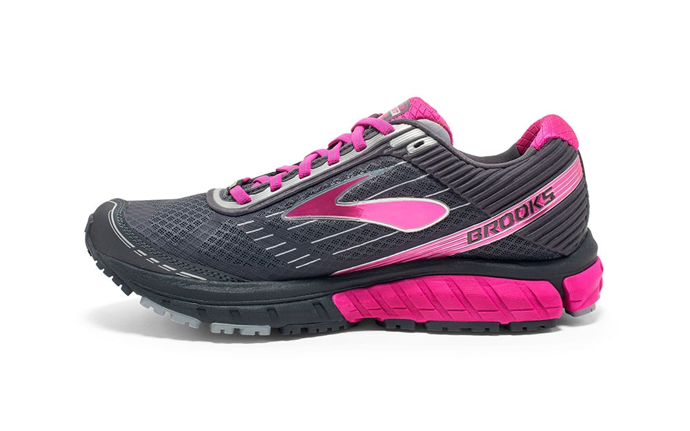 GHOST 9 GTX MUJER GRIS FUCSIA 1202241B048