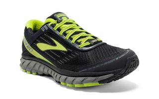 BROOKS GHOST 9 GTX NEGRO LIMA 1102321D059