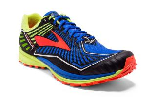 Brooks MAZAMA BLU LIME 1102351D455