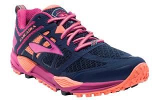 BROOKS CASCADIA 11 MUJER AZUL CORAL