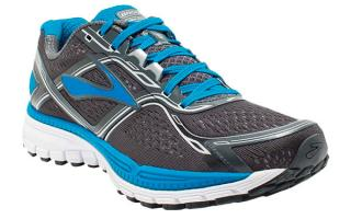 BROOKS GHOST 8 GRIS AZUL
