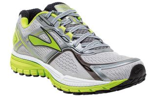 Brooks GHOST 8 GRIS FLUOR