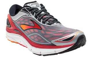 Brooks TRANSCEND 3 GRIS ROJO