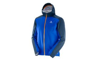 Salomon BONATTI LIGHT BLUE JACKET
