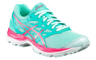 ASICS GEL CUMULUS 18 JUNIOR VERDE C624N 3919