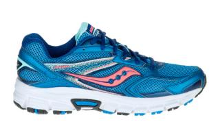 SAUCONY COHESION 9 MUJER AZUL CORAL S15262-2