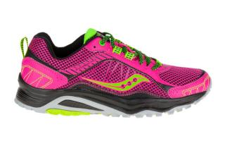 SAUCONY EXCURSION TRAIL 9 DAMEN ROSA SCHWARZ S15249-10