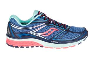 Saucony GUIDE 9 MUJER COBALTO CORAL S10295-3