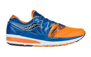 Saucony HURRICANE ISO 2 BLEU ORANGE S20293-5