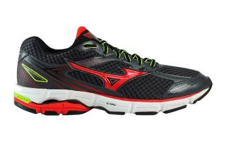 MIZUNO WAVE CONNECT 3 GRIS ROJO J1GC164862