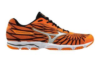 MIZUNO WAVE HITOGAMI 4 ORANGE J1GC178003