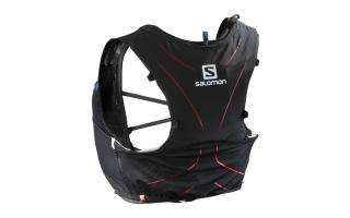 Salomon SAC A DOS SALOMON ADV SKIN 5 SET NOIR