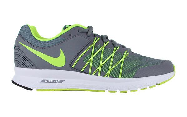 Nike Air Relentless 6 Grey Fluorescent Yellow  c5227b0528f