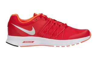 NIKE AIR RELENTLESS 6 ROSSO