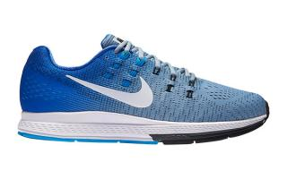 NIKE AIR ZOOM STRUCTURE 19 AZUL GRIS