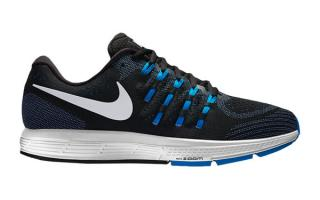 NIKE AIR ZOOM VOMERO 11 BLACK AND BLUE