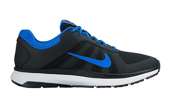 1c394dfc6e6a Nike DART 12 BLACK BLUE