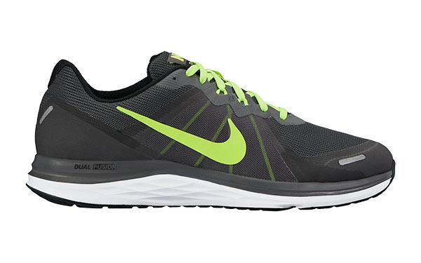 Nike Dual Fusion X2 Dark Grey  2718a571f67d