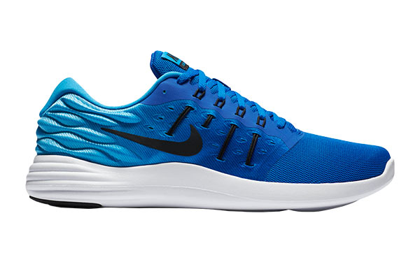 Nike Lunarstelos Blue   Streetprorunning