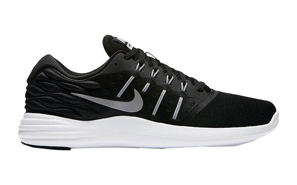 Nike Lunarstelos Black  Streetprorunning