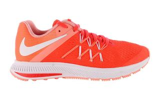 Nike ZOOM WINFLO 3 MUJER CORAL FLUOR