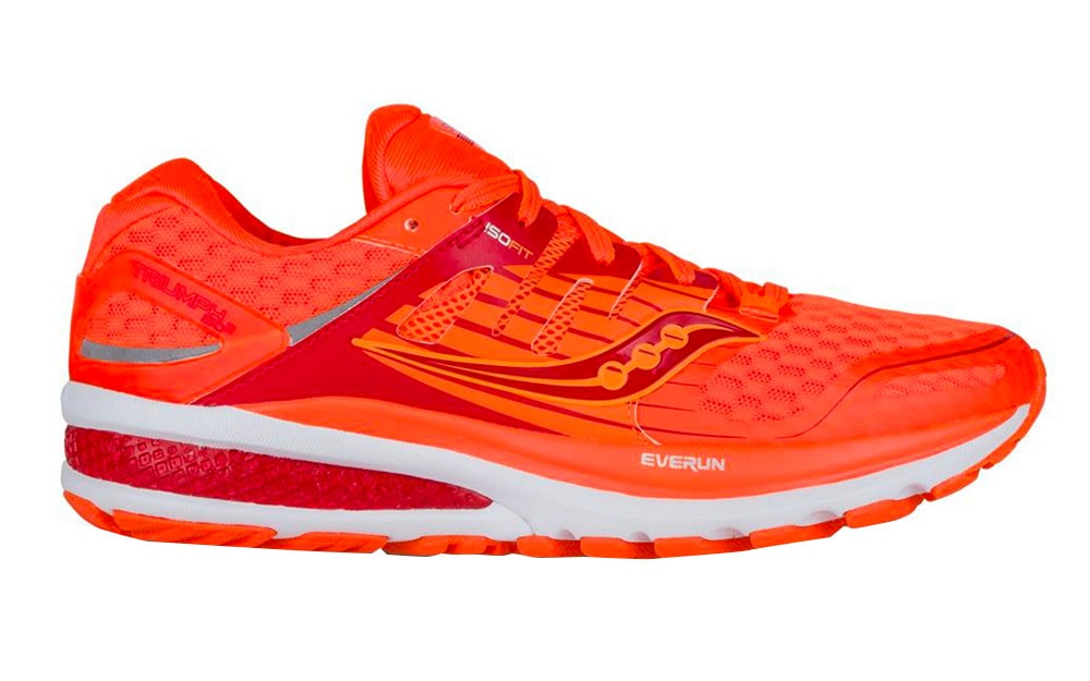 saucony triumph iso 2 mujer verdes
