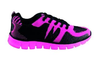 Softee CHROME WOMAN FUCHSIA BLACK