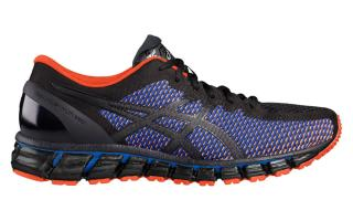Asics GEL QUANTUM 360 CM BLUE  ORANGE T6G1N  9099