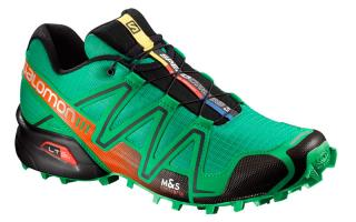 SALOMON SPEEDCROSS 3 VERDE
