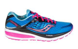 Saucony TRIUMPH ISO 2 MUJER AZUL ROSA S10290-2