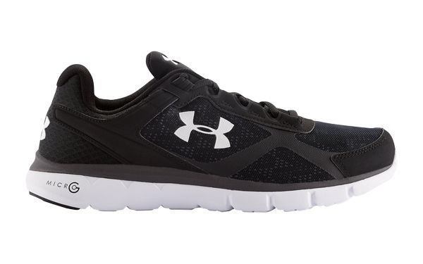 ca29b5b2e98 Running Shoes Under Armour Micro G Velocity Black