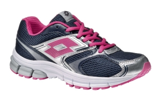 Lotto ZENITH VII WOMAN BLUE PINK
