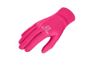 Salomon GUANTES ACTIVE ROSA