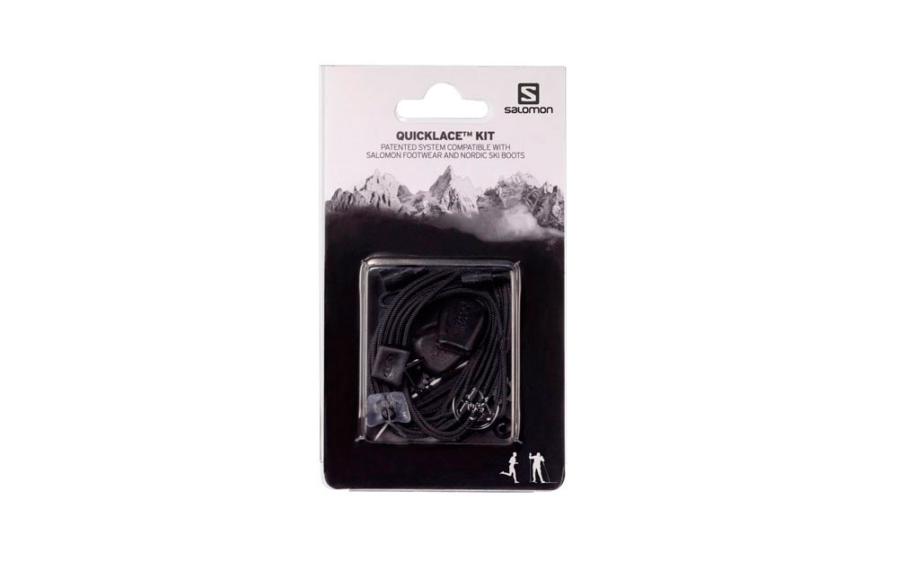 Accesorios Salomon Quicklace Kit Xz9MWwZ7gT