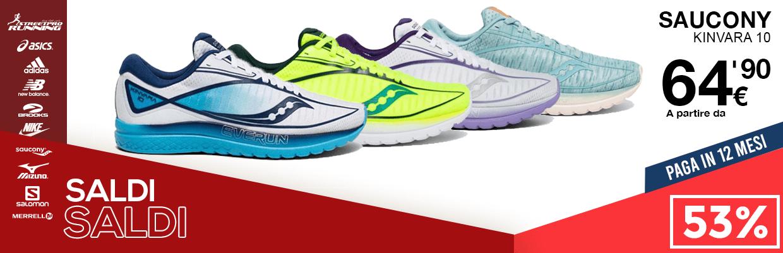Negozio di scarpe da Running e Trail | StreetProRunning